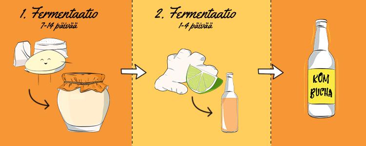 Toinen fermentaatio