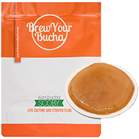 Brew Your Bucha Scoby