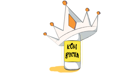 Paras Kombucha