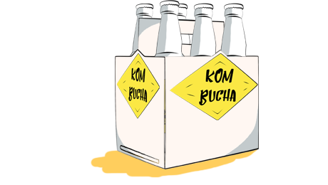 Mikä on Kombucha