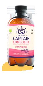 Captain Kombucha vadelma
